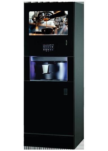 PSL1000 Espresso vendingmachine